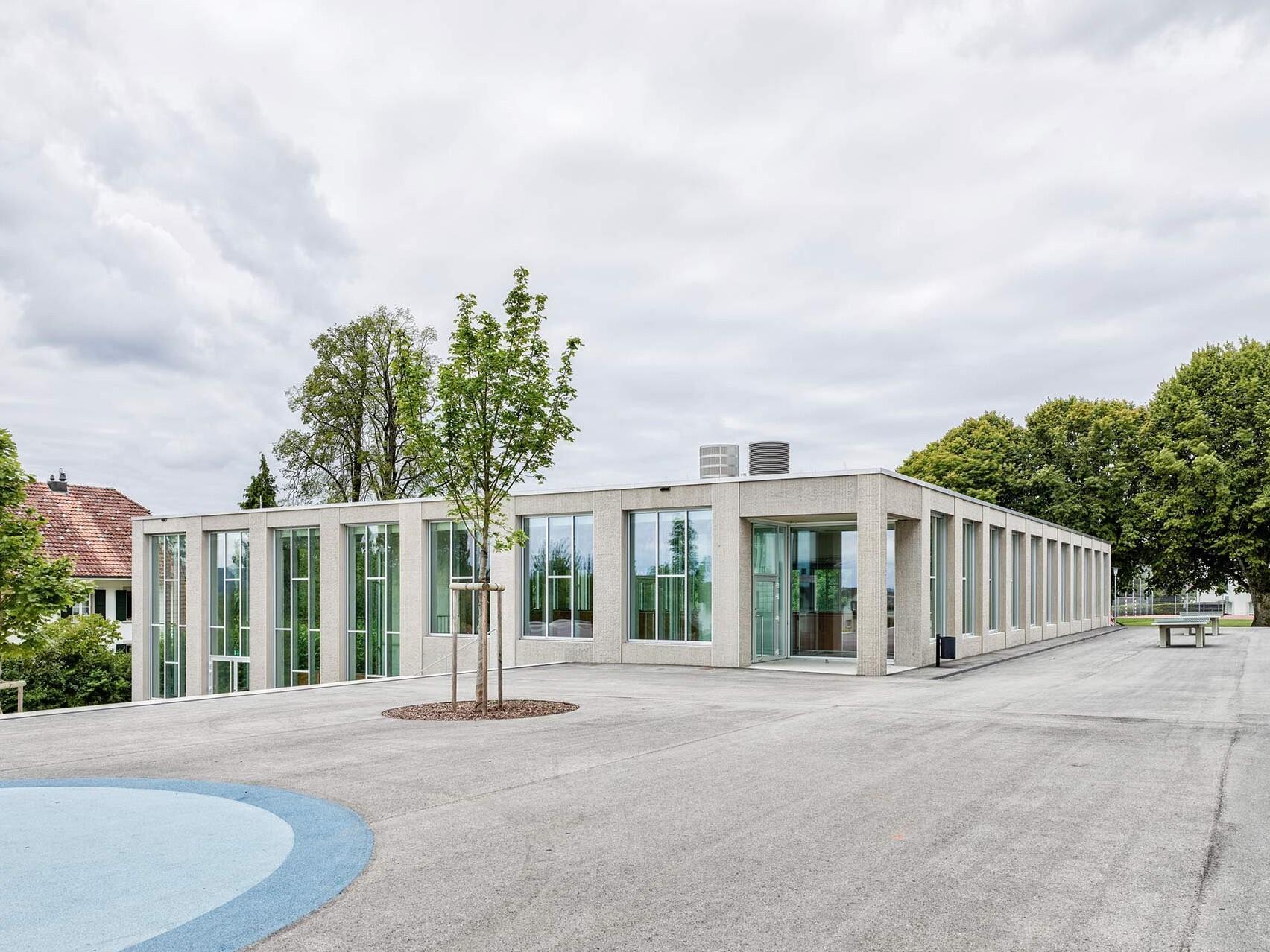 Referenzen - Sporthalle Selzach