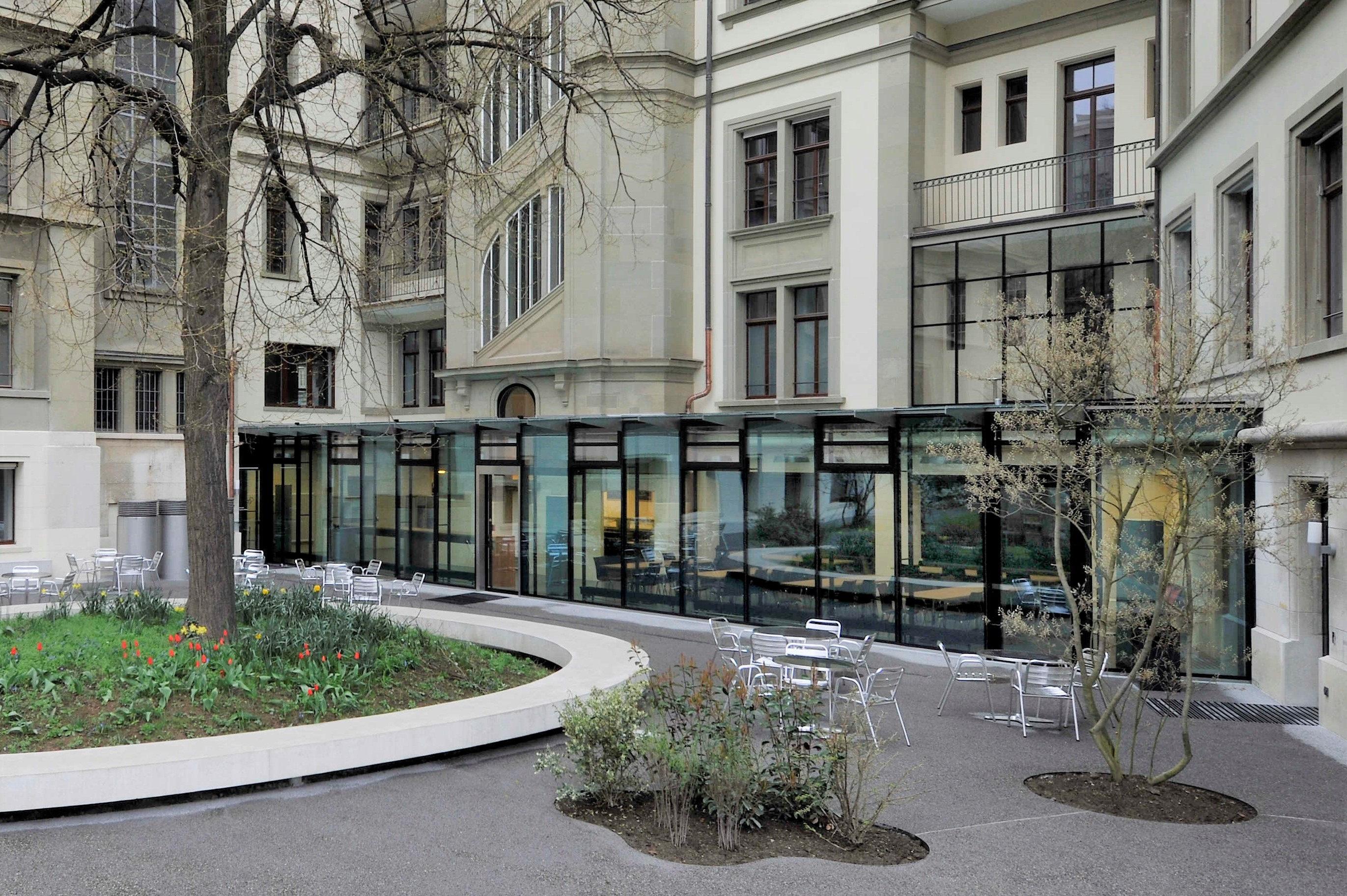Referenzen - Verwaltungsgebäude - Immobilien Stadt Bern